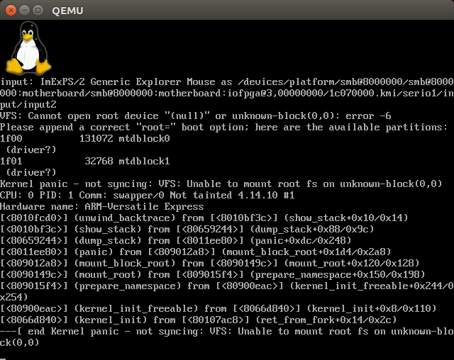 Building Embedded Linux System with Qemu – Developers Area