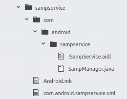 AOSP – Creating a System Service – Developers Area